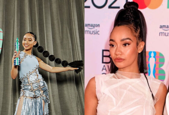 Braids, buns and big hair – the top looks seen at the BRIT Awards 2021