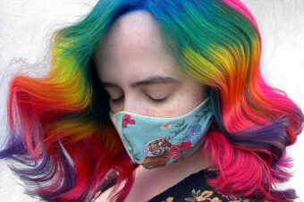 The best rainbow hair ideas for Pride Month 2021
