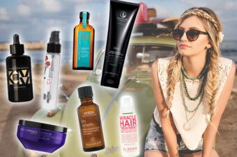 Around the world in first class haircare