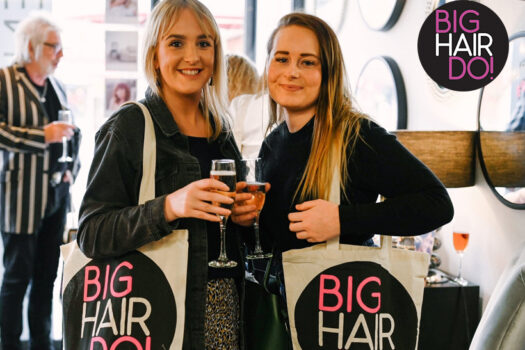 Join the party! #BigHairDo is back