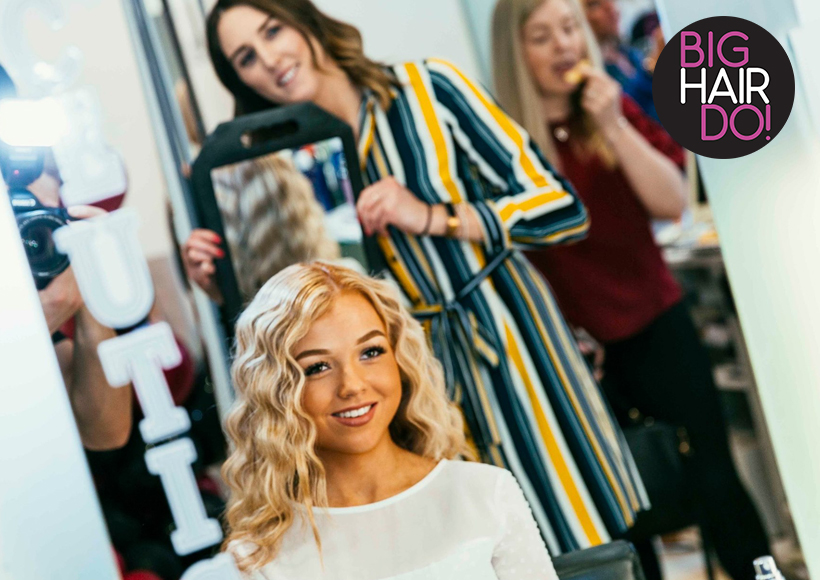 It's one enormous hair party across over 100 salons nationwide! Find out which of your local salons is doing the 'do!