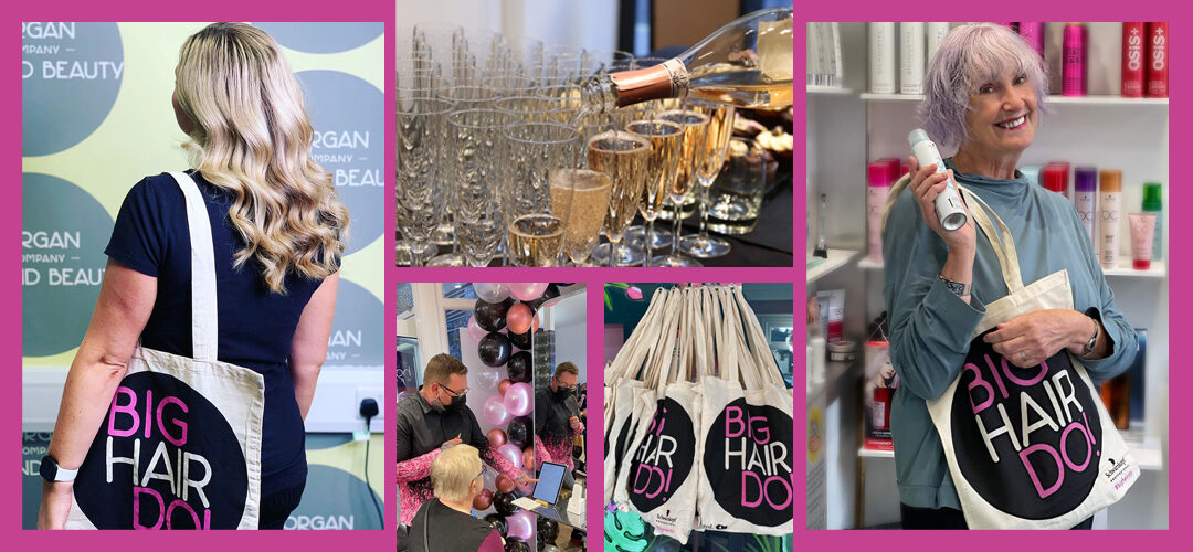Curls, cocktails and must-have hair care! Find out what went down at Layered's Big Hair Do 2021