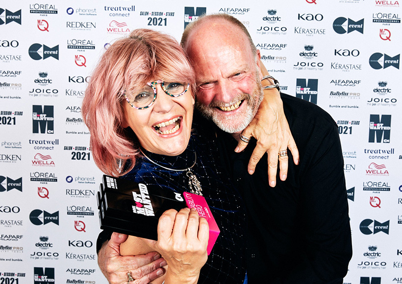Photo of Anne Veck, Most Wanted winner 2021