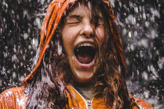 How to weather-proof your hair against autumnal showers